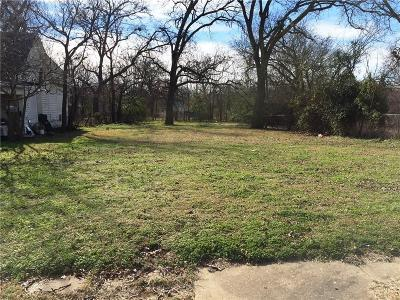 Grayson County Residential Lots & Land For Sale: 416 W Texas Street