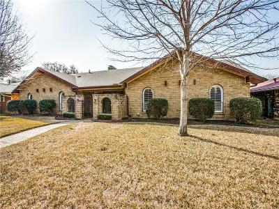 Irving Single Family Home For Sale: 612 McCoy Drive