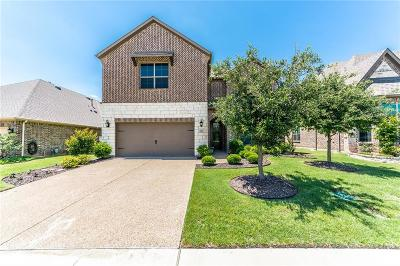 Wylie Single Family Home For Sale: 412 Heritage Lane