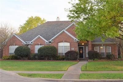 Rowlett Single Family Home For Sale: 9514 Heartstone Lane