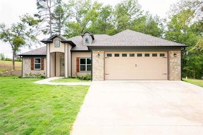 Longview Single Family Home For Sale: 3001 Bull Run Trail
