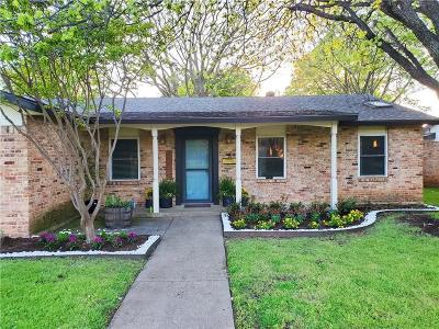 Single Family Home For Sale: 12105 Cox Lane