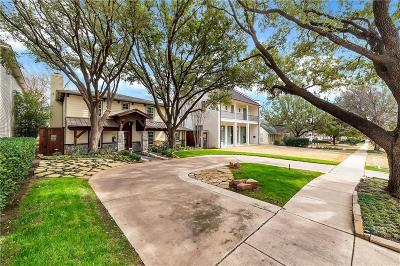 Fort Worth Single Family Home For Sale: 1613 Ashland Avenue