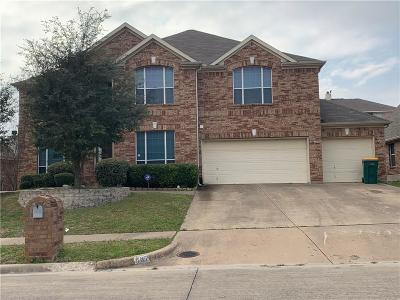 Cedar Hill Single Family Home For Sale: 735 Bee Creek Drive