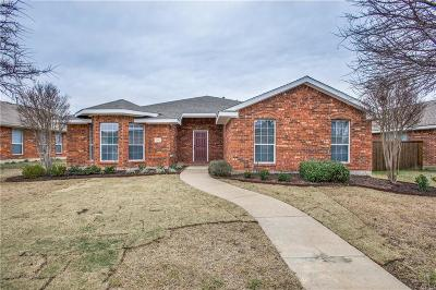 Frisco Single Family Home For Sale: 3942 Palace Place