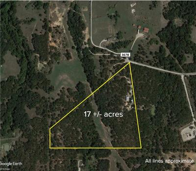Wise County Farm & Ranch For Sale: 391 County Road 3678