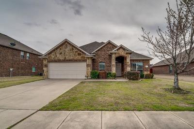 Waxahachie Single Family Home For Sale: 120 Lacy Oak Lane