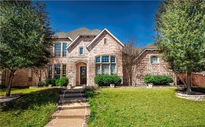 Allen Single Family Home For Sale: 1032 Big Spring Drive