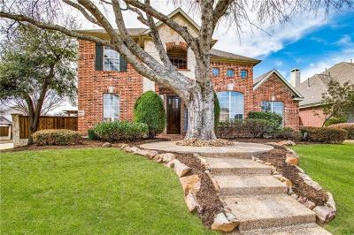 Frisco Single Family Home For Sale: 8401 Albritton Drive