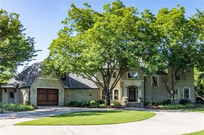 Colleyville TX Single Family Home For Sale: $1,395,000