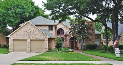 Coppell Single Family Home For Sale: 771 Pelican Lane
