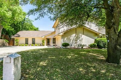 Single Family Home For Sale: 7504 Westwind Court