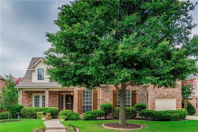 Frisco Single Family Home For Sale: 4359 Shamrock Drive