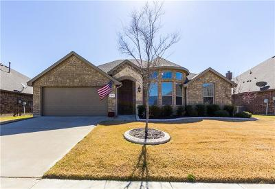 Forney Single Family Home Active Option Contract: 524 Stockton Drive