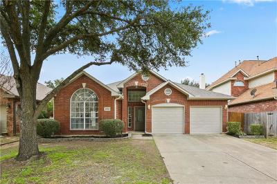Flower Mound Single Family Home Active Option Contract: 1705 Meyerwood Lane S
