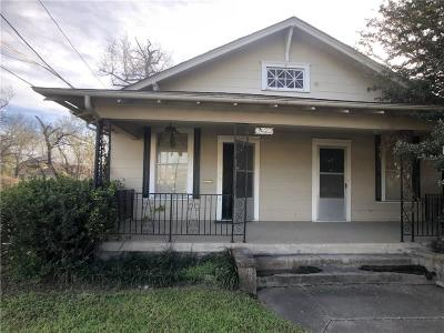 Dallas Single Family Home For Sale: 3423 S Harwood Street