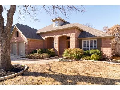 Keller Single Family Home For Sale: 1008 Elmgrove Court