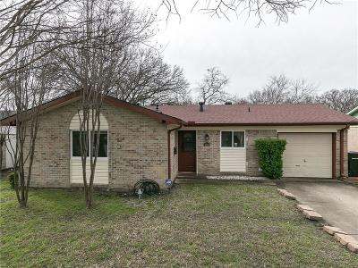 Plano Single Family Home Active Option Contract: 3320 E 15th Street