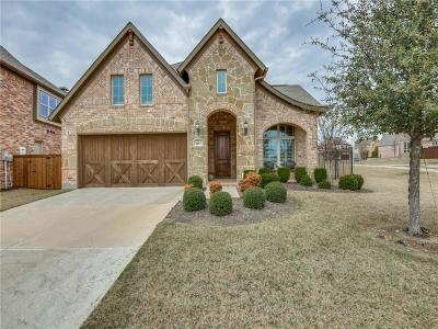 Frisco Single Family Home For Sale: 6297 Chimney Peak Lane