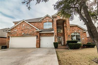 Flower Mound Single Family Home Active Option Contract: 1517 Stone Bend Lane