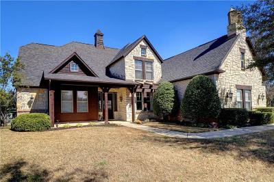 Denton Single Family Home For Sale: 1900 Wickwood Court