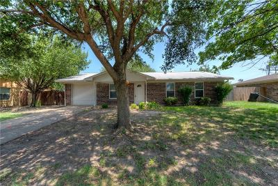 Denton County Single Family Home For Sale: 105 Southland Drive