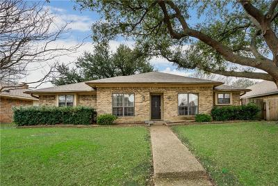 Carrollton Single Family Home For Sale: 2110 Pueblo Drive