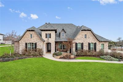 McKinney Single Family Home For Sale: 4215 Serenity Trail