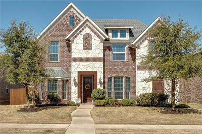 Frisco Single Family Home For Sale: 13022 Whistling Straits Lane
