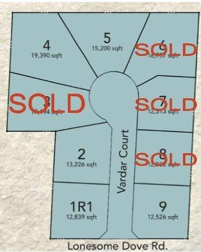 Southlake Residential Lots & Land For Sale: 3301 Jackson Court