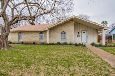 Single Family Home Active Option Contract: 11441 Glen Cross Drive