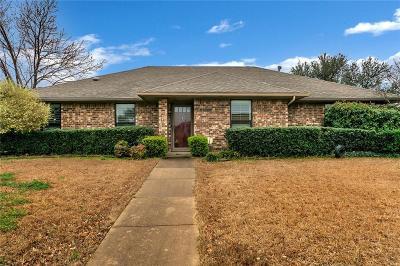 Carrollton Single Family Home For Sale: 2246 Carmel Drive
