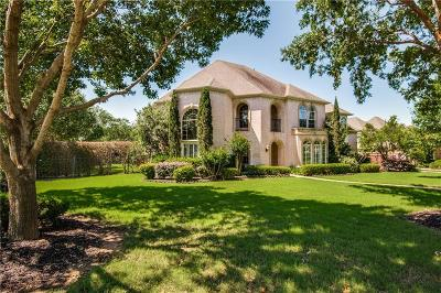 Southlake, Westlake, Trophy Club Single Family Home For Sale: 109 Yale Drive