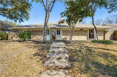 Dallas Single Family Home For Sale: 7119 Duffield Drive