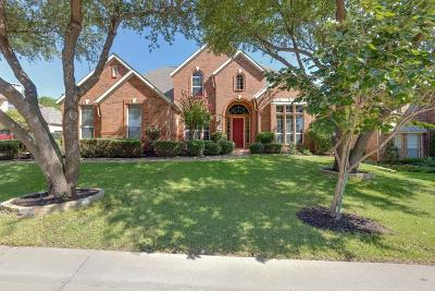 Southlake Single Family Home For Sale: 512 Northwood Trail