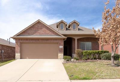 Single Family Home Active Option Contract: 6729 Thaxton Trail
