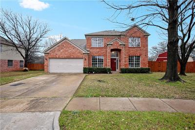 North Richland Hills Single Family Home For Sale: 7216 Cross Keys Drive
