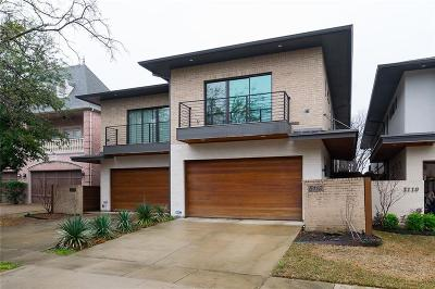 Single Family Home For Sale: 5112 Vickery Boulevard