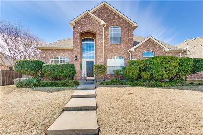 Allen Single Family Home Active Option Contract: 1426 Autumnmist Drive