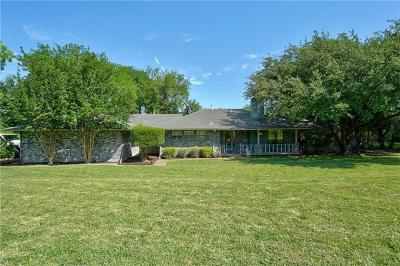 Garland Single Family Home For Sale: 105 E Brand Road