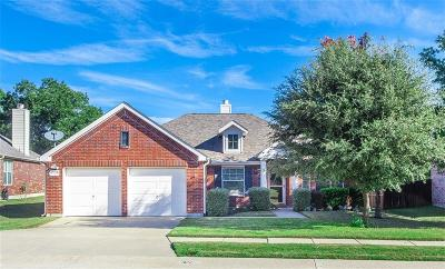 Mckinney Single Family Home For Sale: 7612 Uvalde Way