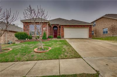Little Elm Single Family Home For Sale: 809 Lone Pine Drive