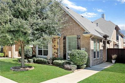 Lewisville Single Family Home Active Option Contract: 2447 Sunderland Lane