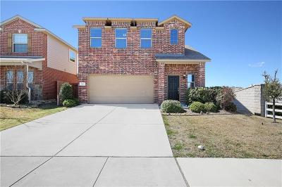 Fort Worth Single Family Home For Sale: 7357 Tin Star Drive