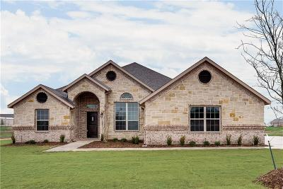 Johnson County Single Family Home For Sale: 8909 Hillview Drive
