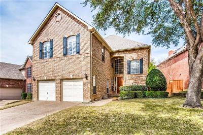 Irving Single Family Home For Sale: 2605 Waterford Drive