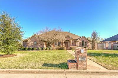Cleburne Single Family Home For Sale: 1101 Hemphill Drive