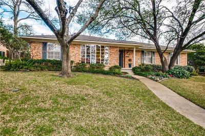 Dallas County Single Family Home For Sale: 9627 Dartridge Drive