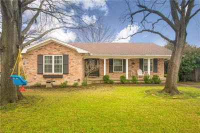 Single Family Home Active Option Contract: 10036 Shadyview Drive