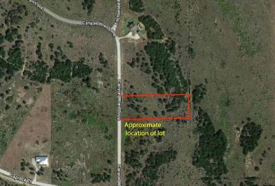 Palo Pinto County Residential Lots & Land For Sale: Lt 572 Canyon Wren Drive